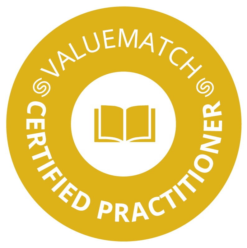ValueMatch Certified logo amber low resolution