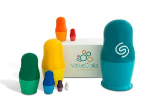 ValueDolls Matryoshka dolls